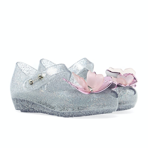 Melissa Mini Ultragirl Butterfly Girl's Sandals