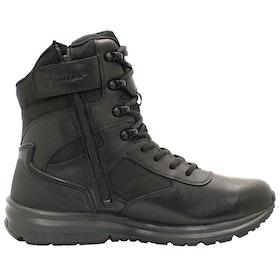 Bates Raide WP Side Zip Boots - Black