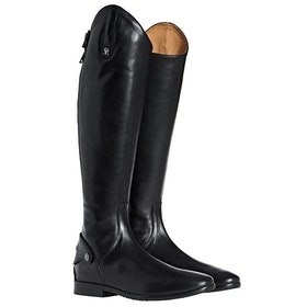 Mark Todd Competition MKII Long Riding Boots - Black