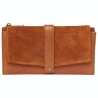 Joules Aycliffe Suede Women's Purse
