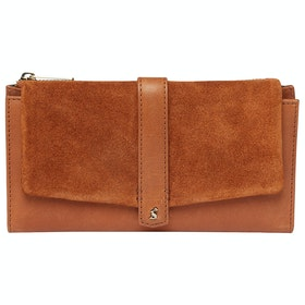 Joules Aycliffe Suede Pung - Tan