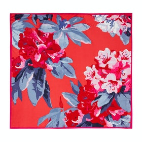 Joules Bloomfield Women's Scarf - Red Floral