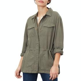 Joules Alexandra Women's Jacket - Soft Khaki