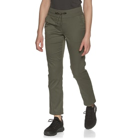 North Face Aphrodite Motion , Joggebukser Kvinner - New Taupe Green