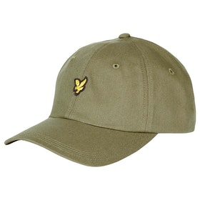 Cappello Lyle & Scott Vintage Baseball - Green