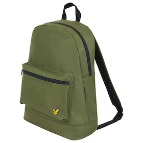 Lyle & Scott Vintage Core Rucksack - Green