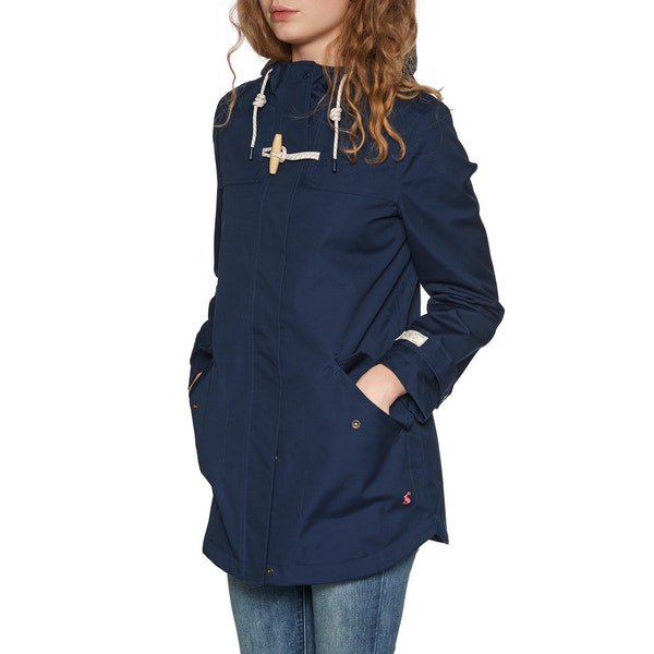 Joules Coast Mid Women's Waterproof Jacket