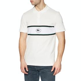 Lacoste Heavy Pique Polo-Shirt - Flour