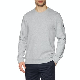 Henri Lloyd Lake Men's Sweater - Grey Melange
