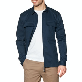 Henri Lloyd Shore Overshirt - Navy