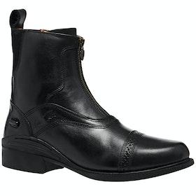 Mark Todd Campino Zip Paddock Boots - black