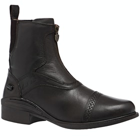 Mark Todd Campino Zip Paddock Boots - brown