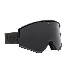 Electric Kleveland Snow Goggles - Dark Side ~ Jet Black