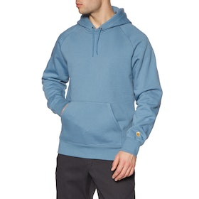 Carhartt Chase Pullover Hoody - Mossa / Gold