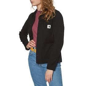 Carhartt Michigan Womens Jacket - Black Rinsed