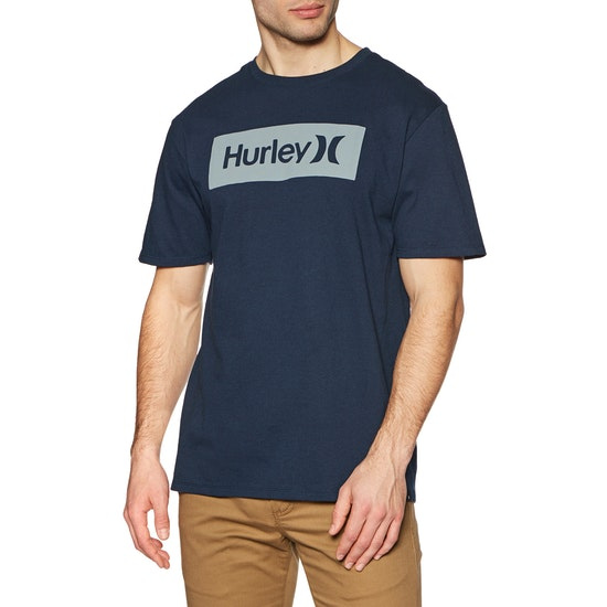 Camiseta de manga corta Hurley Core One & Only Boxed