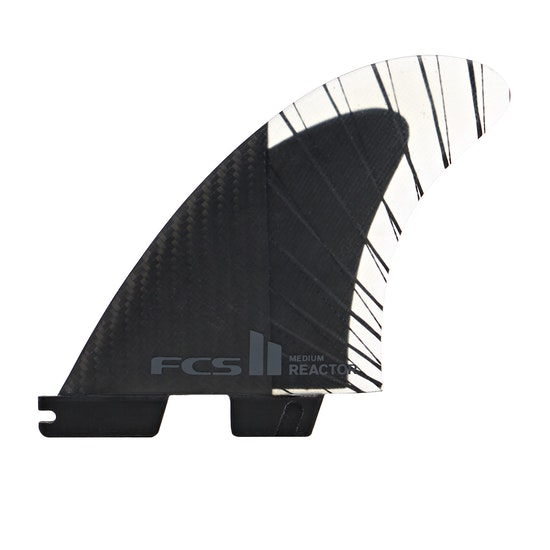 FCS II Reactor Performance AirCore Carbon Tri Fin