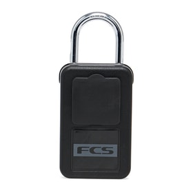 FCS Keylock Surf Accessory - Black