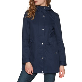 Joules Shoreside Womens Waterproof Jacket - French Navy
