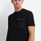 Lyle & Scott Casuals Chest Pocket Kurzarm-T-Shirt