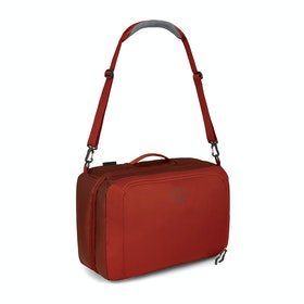Osprey Transporter Global Carry-on 36 Luggage - Ruffian Red