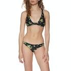 RVCA Wild Thing Crossback Bikini Top