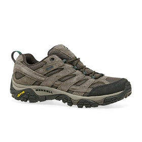 Merrell Moab 2 Leather GTX Walking Shoes - Boulder