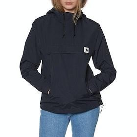 Carhartt Nimbus Pullover Womens Jacket - Dark Navy