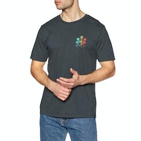 T-Shirt à Manche Courte Hurley Get Shacked - Dark Smoke Grey