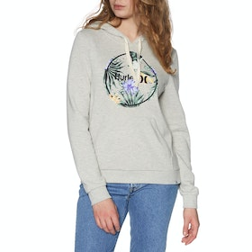 Pullover à Capuche Hurley Crush Fleece - Grey Heather