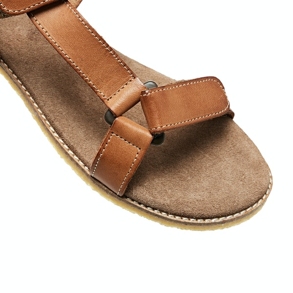 Sandali Donna Penelope Chilvers Alma Leather Crepe