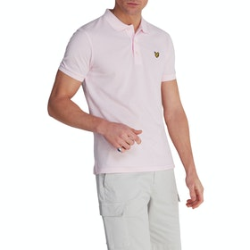 Lyle & Scott Vintage Plain Pique Polo-Shirt - Cream