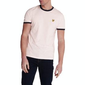 Lyle & Scott Vintage Ringer Short Sleeve T-Shirt - Navy