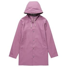Stutterheim Stockholm Raincoat Jacket - Violet
