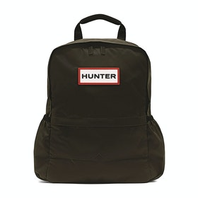 Hunter Original Nylon Rucksack - Dark Olive