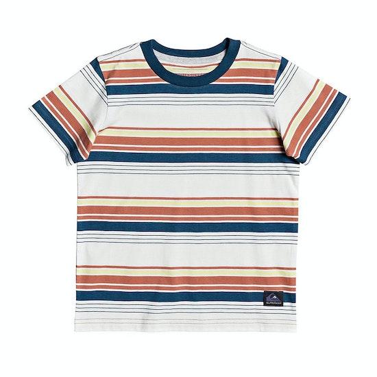 Quiksilver Maio Boarder Boys Short Sleeve T-Shirt