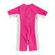 Roxy Springsuit K Short Sleeve Girls Rash Vest