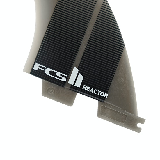 FCS II Reactor Neo Glass Gradient Tri Fin