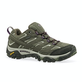 Merrell Moab 2 GTX Womens Walking Shoes - Olive