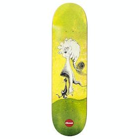 Almost Dr. Seuss Art Series R7 Skateboard Deck - Max Geronzi