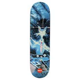 Almost Dr. Seuss Art Series R7 Skateboard Deck - Youness Amrani