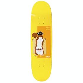 Enjoi Deedz Party Animal R7 Skateboard Deck - Didrik Galasso