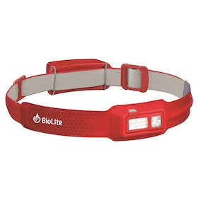 Lampe Torche Casque Biolite Headlamp 330 - Red
