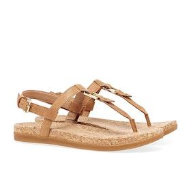UGG Aleigh Sandals - Almond