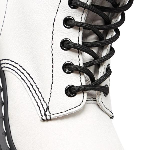 Dr Martens 1460 Pascal Black & White Dame Støvler