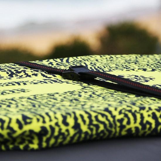 FCS Cam Lock Tie Downs Surfboard Rack