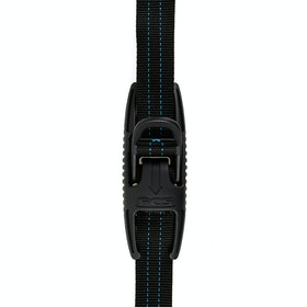 FCS D-Ring Tie Downs - Black