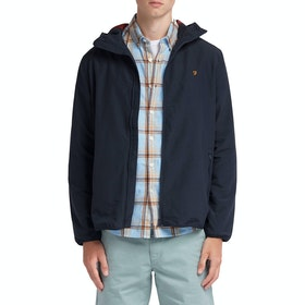Giacca Farah Strode Hooded - True Navy