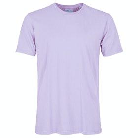 Colorful Standard Classic Organic Kurzarm-T-Shirt - Soft Lavender