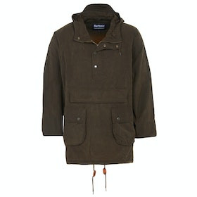Barbour Wash Warby Jacket - Olive